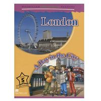 London / A Day in the City Macmillan Children's Readers 5 (9780230010208)
