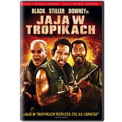 Jaja w tropikach (DVD) - Ben Stiller z kategorii Komedie