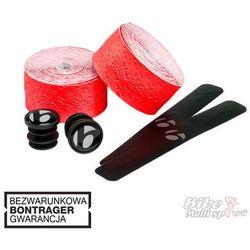 Owijka kierownicy Bontrager Microfiber czerwona - Czerwony - produkt dostępny w Bike Multi Sport