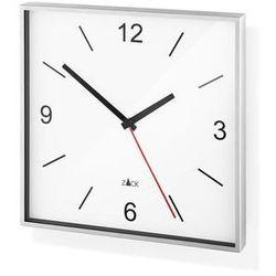 Zegar ścienny sillar biały marki Zack