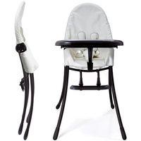 Krzesełko do karmienia BLOOM Nano składane Czarno-Biały + DARMOWY TRANSPORT!