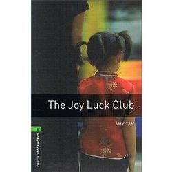 Oxford Bookworms Library: Stage 6: the Joy Luck Club, książka z ISBN: 9780194792639
