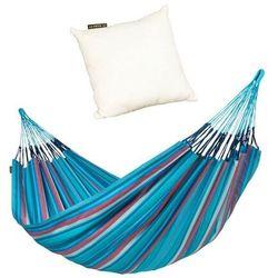 - brisa wave - klasyczny hamak w rozmiarze kingsize, outdoor marki Lasiesta