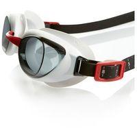 speedo Aquapure Okulary pływackie szary/biały Okulary do pływania, 8-09002