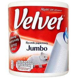 Velvet Ręcznik w roli jumbo