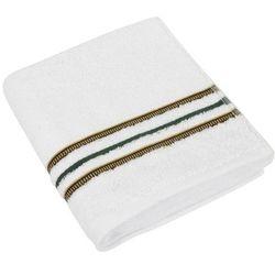 Bellatex  ręcznik kąpielowy zuzka biały, 70 x 140 cm