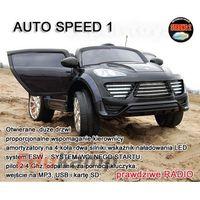 Auto speed 1 z wspomaganiem, amortyzatorami/hl1018 marki Import super-toys