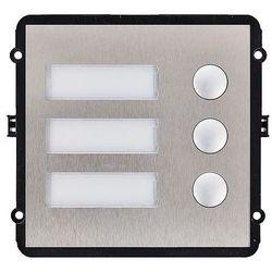 -pan-p moduł z dodatkowymi przyciskami wywołania do systemu modułowego ip bcs marki Bcs