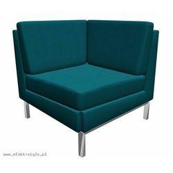 Sofa konferencyjna Platinium RE - element narożnikowy z kategorii sofy