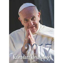 Kalendarz kieszonkowy 2017 Papież Franciszek - produkt z kategorii- Kalendarze