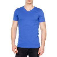 Calvin Klein Buck Koszulka Niebieski XXL, 1 rozmiar