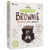 Livity Ciasto brownie bezglutenowe 275g –  (5901752708877)