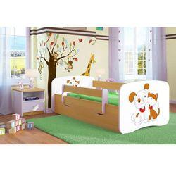 Łóżko dziecięce babydreams piesek i kotek kolory negocjuj cenę. marki Kocot-meble