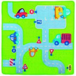 Dywan Traffico - 133x133 - produkt z kategorii- Dywany dla dzieci