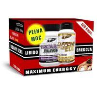 Menbooster maxx - potężna dawka enegii seksualnej, 120 kaps. marki Trec