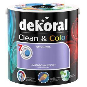 Dekoral Farba clean&color (5904000011446)
