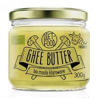Masło klarowane Ghee BIO 300g Diet-Food (5901549275971)