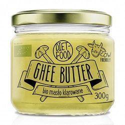 Diet-food ghee butter (bio masło klarowane) 300g, marki Diet food