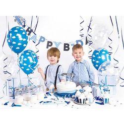 Party Box - Imprezowe Pudełko - Zestaw dekoracji na urodziny Samolocik, #A1505^a