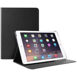 PURO Booklet Slim Case - Etui iPad 6 w/Magnet & Stand up (czarny) Odbiór osobisty w ponad 40 miastach lub kurier 24h (etui na tablet)