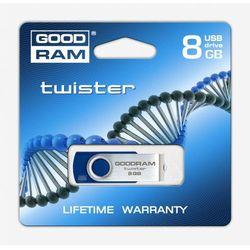 GOODRAM Twister 8GB USB 2.0 Niebieski, kup u jednego z partnerów