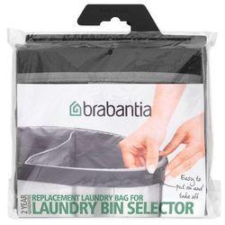 - wymienny worek do kosza na bieliznę selector 40l, marki Brabantia