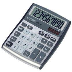 Kalkulator cdc-100wb srebrny marki Citizen