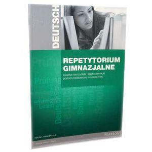 Repetytorium Gimnazjalne Deutsch Teacher's Book-mamynastanie,wyślemyjuż...., praca zbiorowa