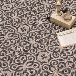 Dekoria dywan modern ethno sand/anthracite 67x130cm, 67x130cm