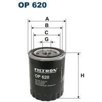 Filtr oleju op 620 od producenta Filtron