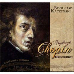 Fryderyk Chopin Geniusz muzyczny z płytą CD, pozycja wydawnicza