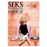 Seks w wielkim mieście - sezon 5 (DVD) - Darren Starr