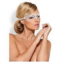 A703 metalowa maska karnawałowa marki Obsessive