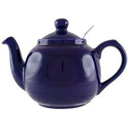 Dzbanek do herbaty z filtrem London Pottery kobolt 1,4l (LP-17274190)