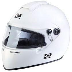 Kask OMP J-KART CMR, produkt marki OMP Racing