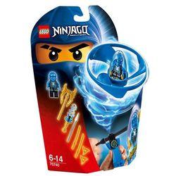 Ninjago 70740 LATAJĄCA KAPSUŁA JAYA 70740 marki Lego