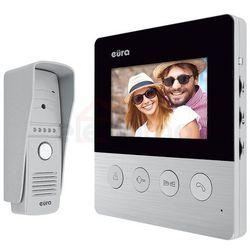 """Eura-tech Wideodomofon eura vdp-19a3 """"helios"""" 4,3''"""