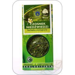 CZOSNEK NIEDŹWIEDZI 25g - DARY NATURY - produkt z kategorii- Przyprawy i zioła