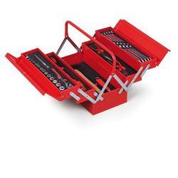 Skrzynka na narzędzia z wyposażeniem, 205x404x202 mm marki B2b partner