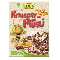 Musli czekoladowe pszczółka maja bio 6x375g -  naturkost, marki Martin evers