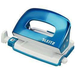Dziurkacz metalowy Mini NeXXt Series WOW, niebieski - Leitz - sprawdź w wybranym sklepie