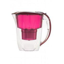 Aquaphor amethyst 2,8 l + 3 wkłady b100-25 maxfor (kolor wiśniowy)