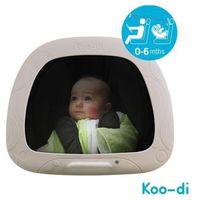 KOO-DI Lusterko do samochodu z lampką - Light Up Mirror z kategorii oświetlenie dla dzieci