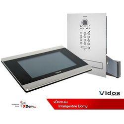 Vidos Zestaw jednorodzinny wideodomofonu. skrzynka na listy z wideodomofonem i szyfratorem. monitor 7'' s561-skm_m903s