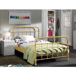 Metalowe łóżko dla dziecka new york marki Vipack
