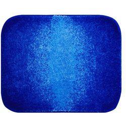 dywanik łazienkowy moon, niebieski, 50x60 cm marki Grund