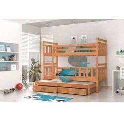Frankhauer  łóżko dziecięce eryk 80 x 180