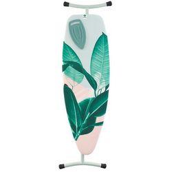 Brabantia Deska do prasowania z podkładką tropical leaves 135x45 cm
