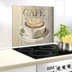 Szklana płyta ochronna CAFE na ścianę - 50 x 60 cm, WENKO (4008838217344)