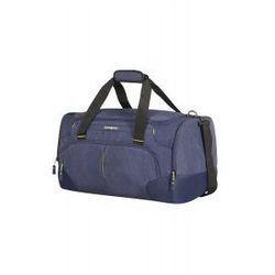 SAMSONITE torba miękka 55 cm kolekcja REWIND model Duffle materiał polyester z kategorii Pozostałe